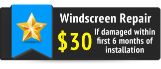 Windscreen Repair Offer