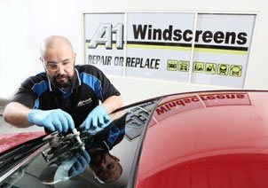 Car Windscreen Chip Or Crack Repair