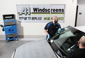 Windscreen Rubber Seal Replacement