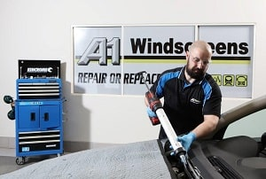 Windscreen Rubber Seal Repair