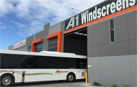 Bus Windscreen Repair in Pakenham