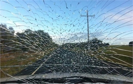 Windscreen Crack